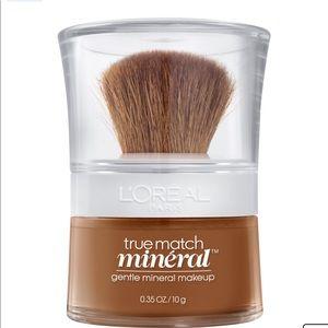 L'Oréal true match mineral foundation cappacino